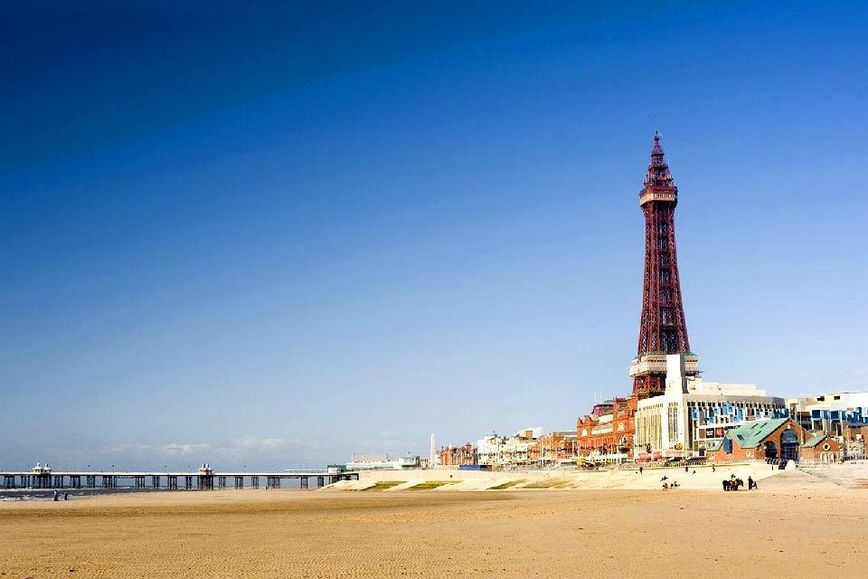 Blackpool Tower , United Kingdom