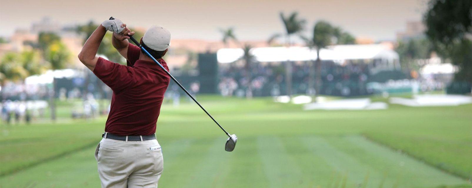 Le golf , USA
