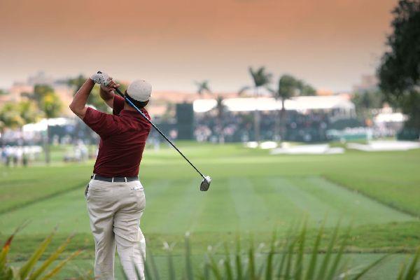 Le golf , Etats-Unis