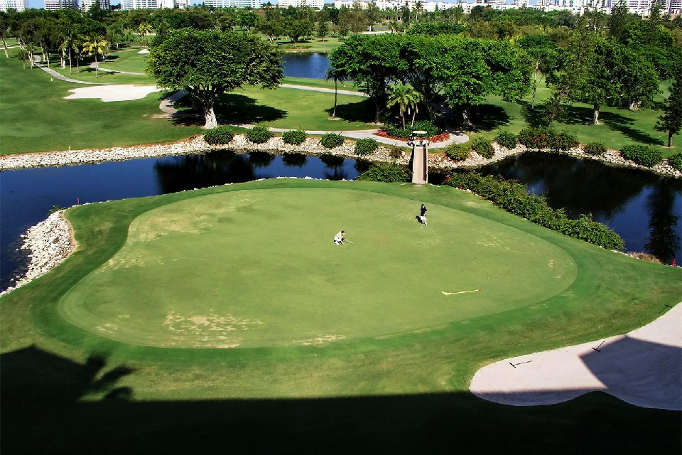 Golf , United States of America