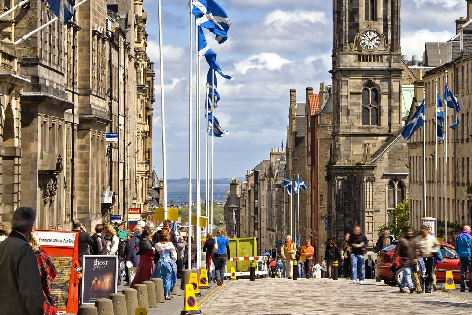 Edinburgh Fringe Festival , United Kingdom