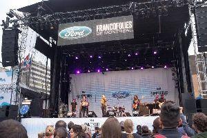 les Francofolies de Montréal , Canada