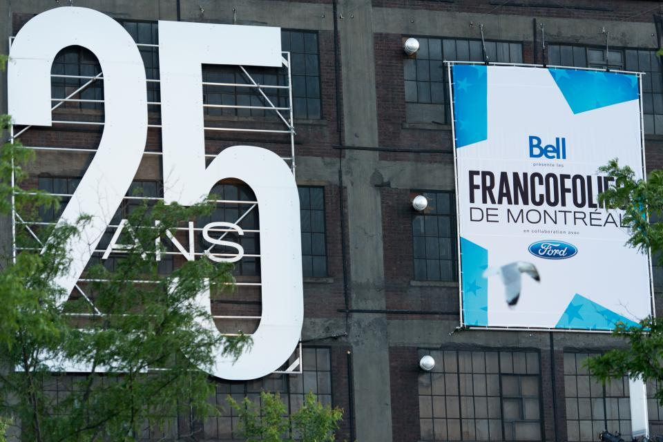 les Francofolies de Montréal , Kanada