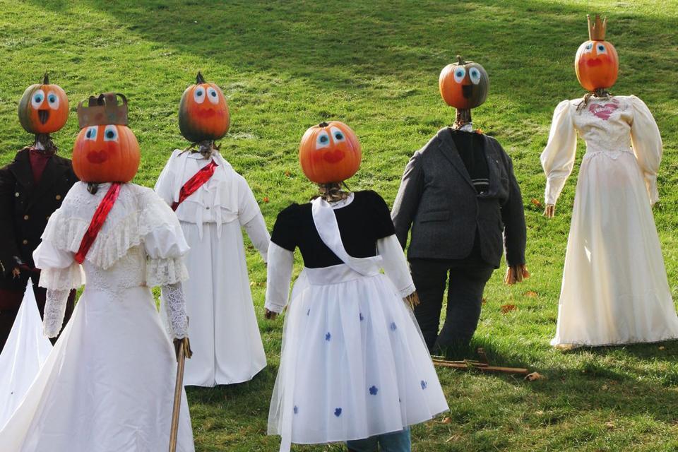 Fête d'Halloween , Canada