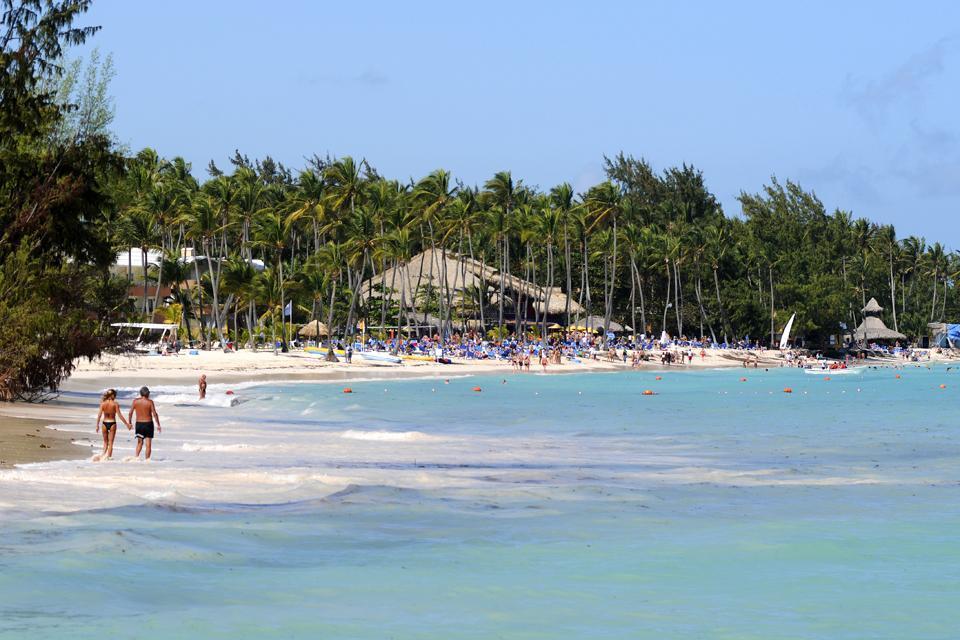 Playa Los Corales , République dominicaine