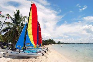 Sports nautiques à Key Biscayne , Etats-Unis