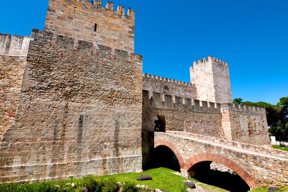 183424367, Le Château Saint Georges à Lisbonne, Les monuments, Lisbonne, Le nord et le centre du Portugal