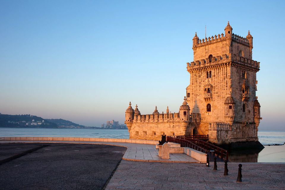 Tour de Belém à Lisbonne , Une tour accueillant les visiteurs , Portugal