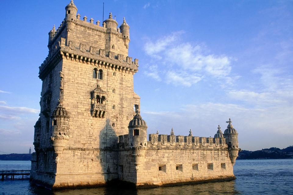 Tour de Belém à Lisbonne , Portugal