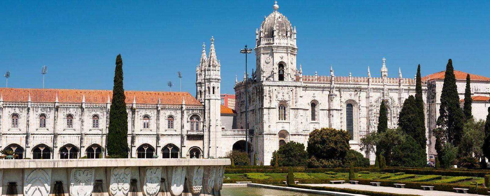 Monastère des Hiéronymites , Un édifice majestueux et imposant , Portugal