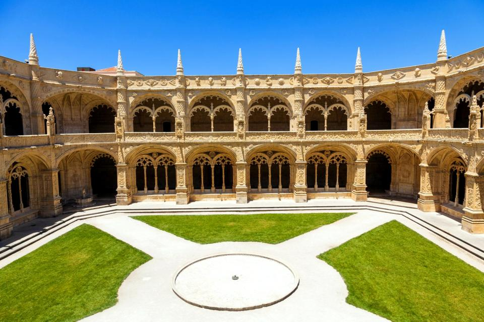 Monastère des Hiéronymites , Portugal