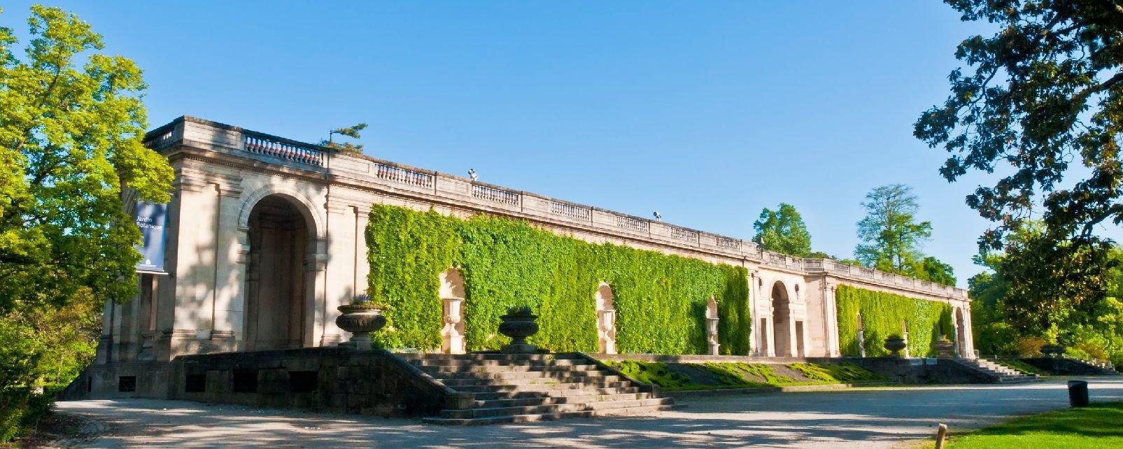 Le jardin botanique aquitaine france Le jardin francais