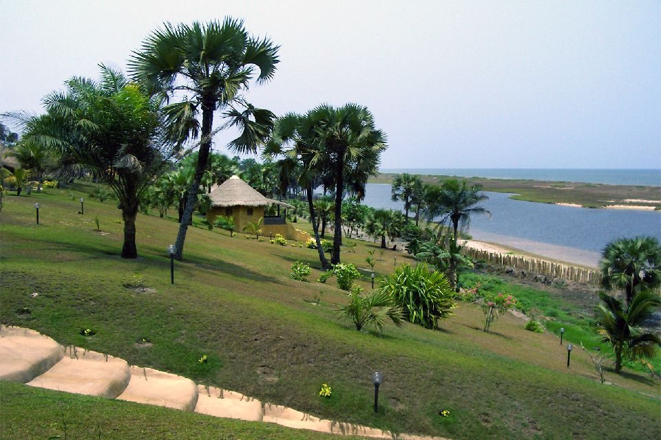 Pointe-Noire and Pointe-Indienne , Congo