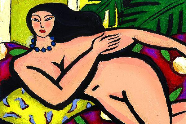 Le musée Matisse , France
