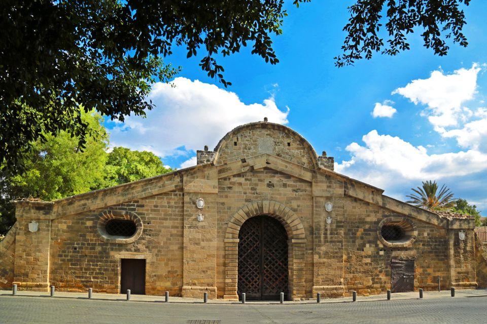 Les monuments, porte, famagusta, chypre, nicosie, méditerranée, île, monument