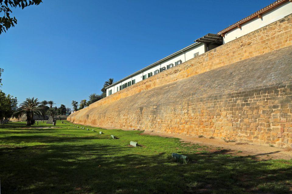 Les monuments, mur, vénitien, chypre, nicosie, méditerranée, île, monument