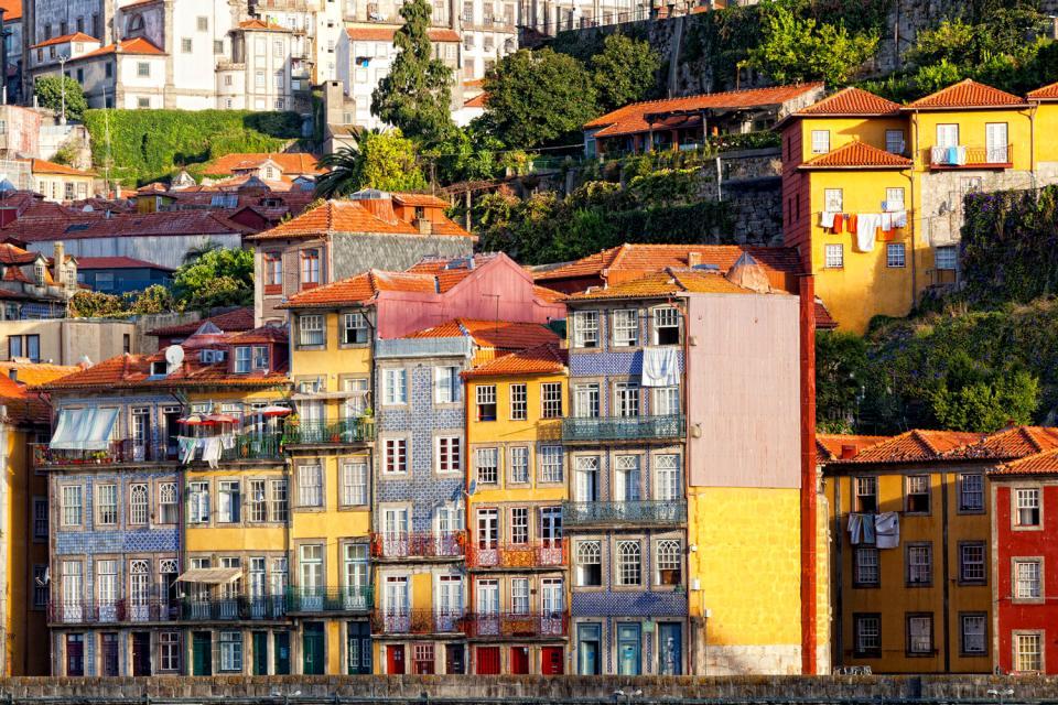Porto et son quartier historique Ribeira , Portugal