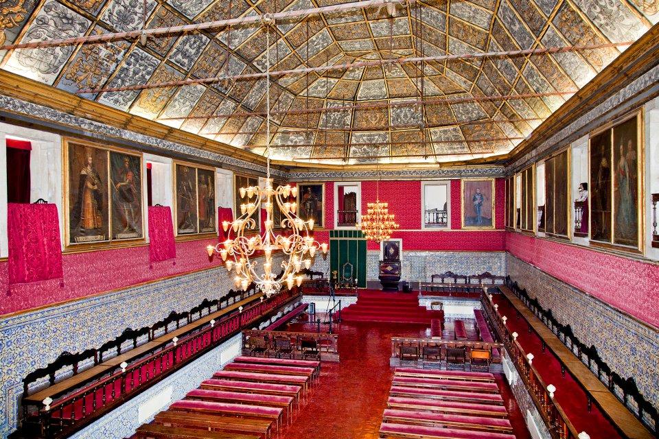 Des salles de cours magnifiques, L'université de Coimbra, Les monuments et les balades, Coimbra, Le nord et le centre du Portugal