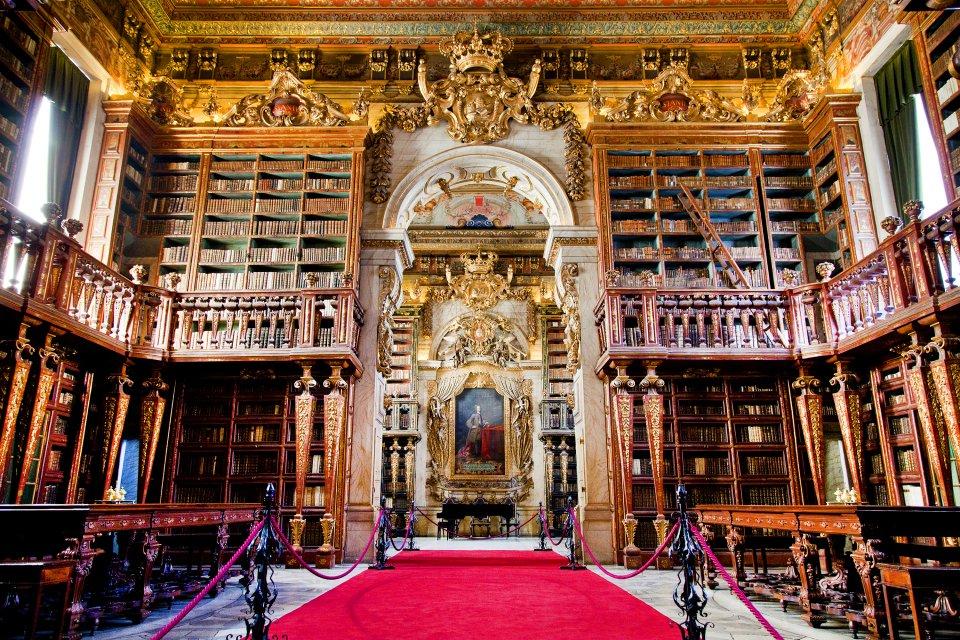 Une université internationale, L'université de Coimbra, Les monuments et les balades, Coimbra, Le nord et le centre du Portugal