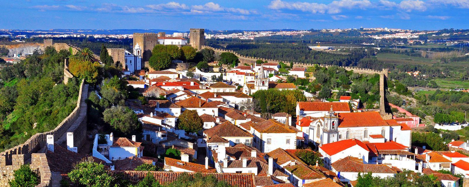 Obidos , Portugal