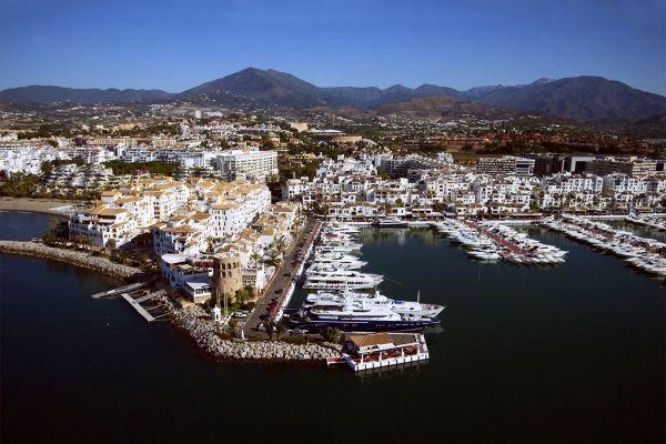 Costa Del Sol Puerto Banus Andalousie Espagne