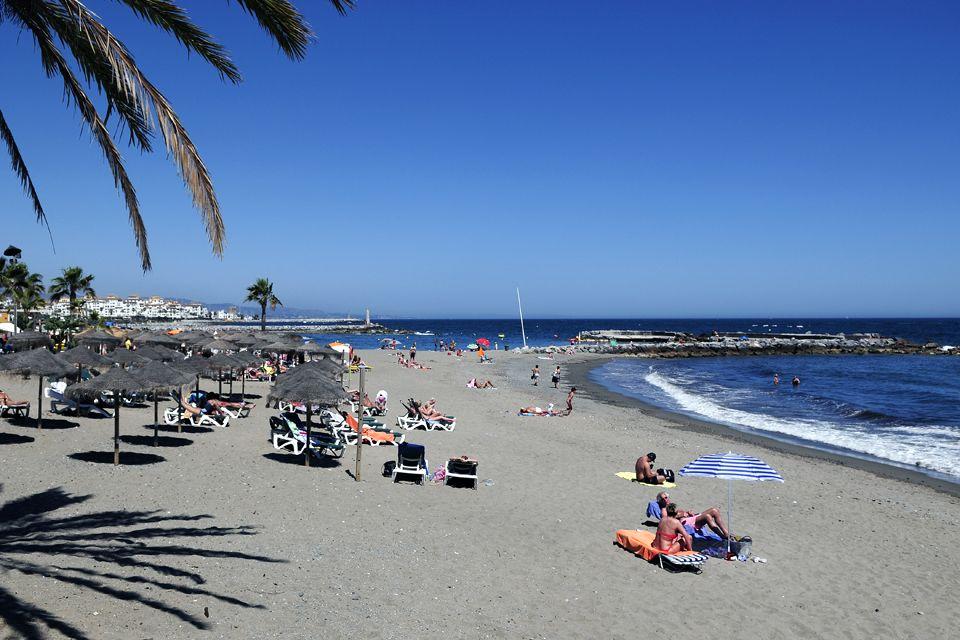 Les côtes, Espagne, andalousie, europe, costa del sol, puerto banus, plage, mer, méditerranée, loisirs