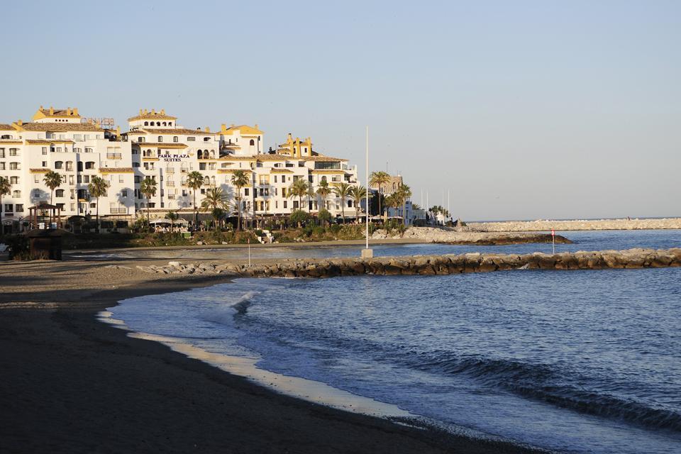Costa del Sol , Puerto Banus , Espagne
