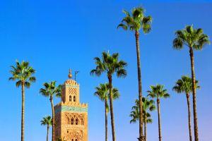 Koutoubia, Marrakech, Maroc; maghreb; religion; islam