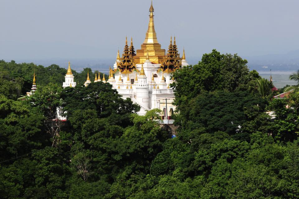 Sagaing, Les arts et la culture, Sagaing, Birmanie
