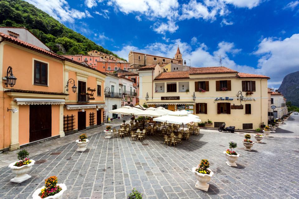 Maratea - Centro storico - Basilicata - Italia