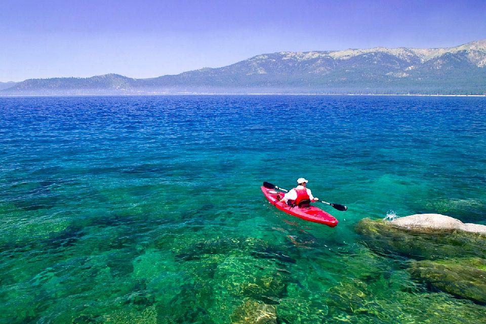 Lac Tahoe , De nombreuses activités proposées , Etats-Unis