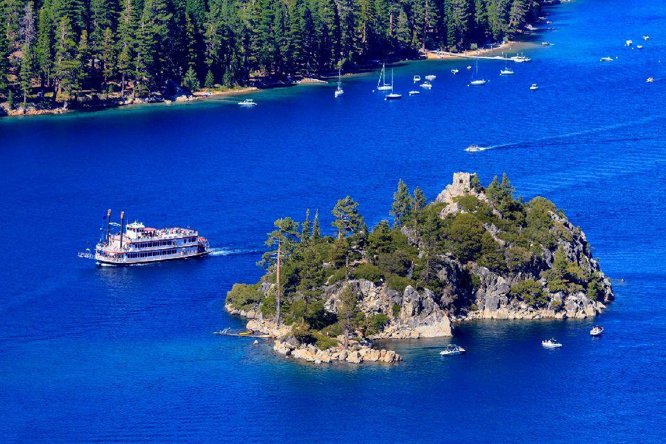 Lac Tahoe , De nombreuses façons de découvrir le lac , Etats-Unis