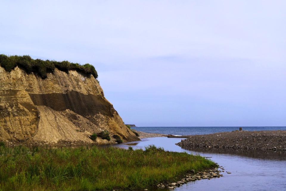 Les îles Chantar , Russie