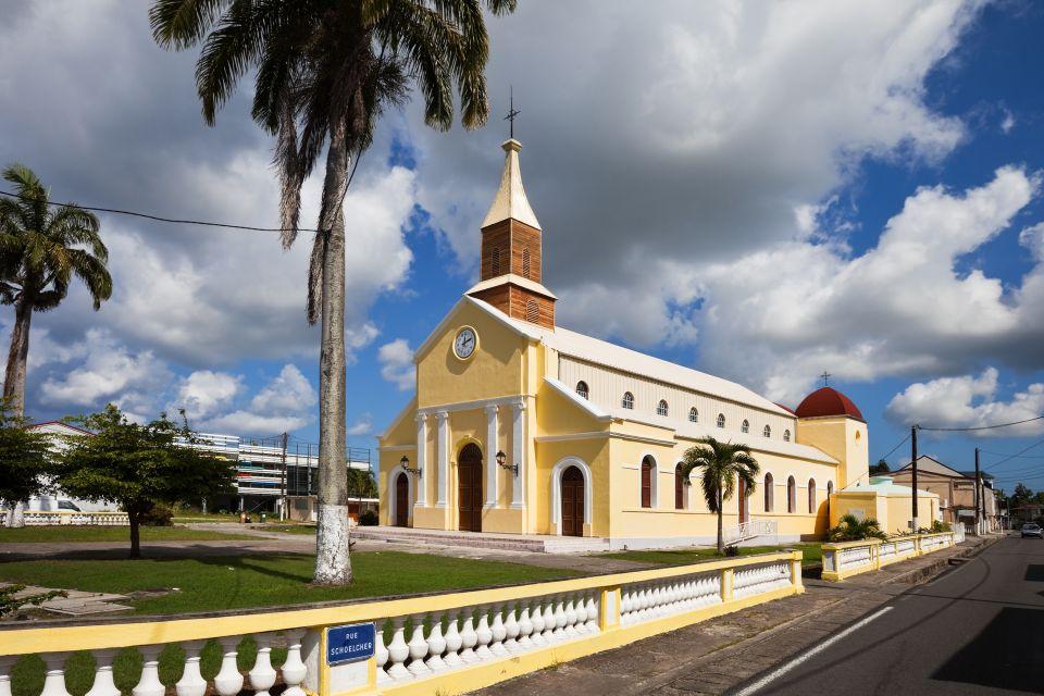 Les arts et la culture, Port-Louis, grande Terre, guadeloupe, Antilles, Caraïbes, cimetière, église