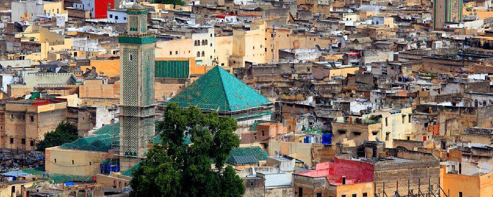 Resultado de imagen de medina de fez