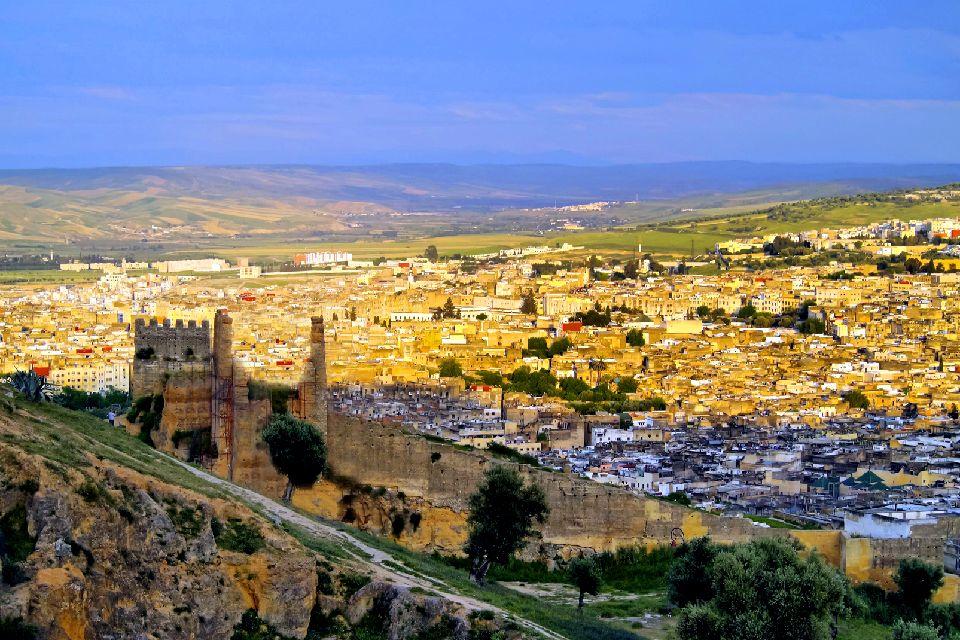 La médina de Fès , La Médina de Fés , Maroc