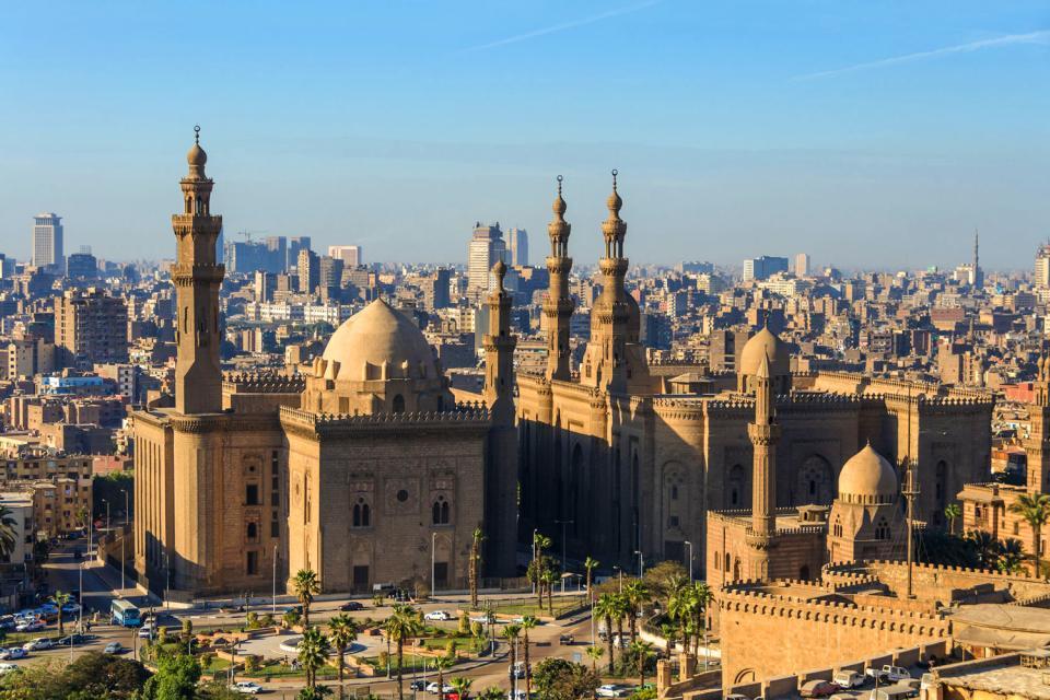 Rue Ville Egypte