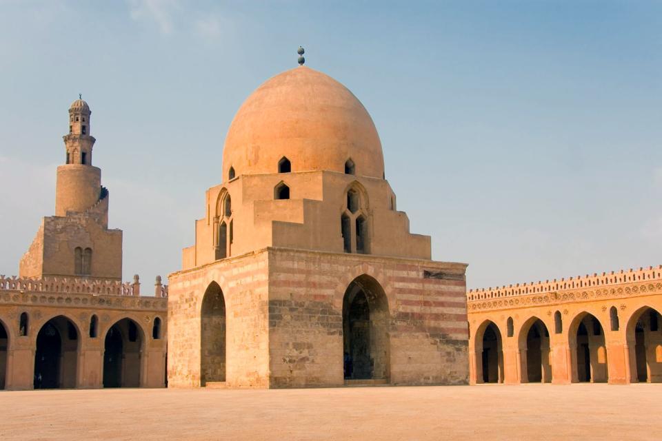 Les Mosqu 233 Es Du Caire Egypte