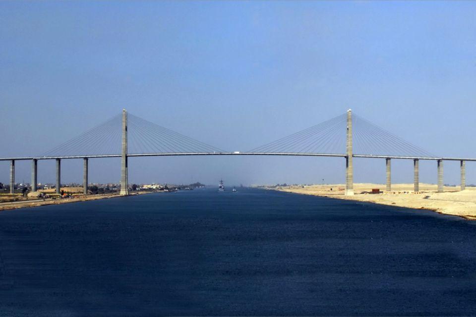 Le canal de Suez, Les sites, Egypte