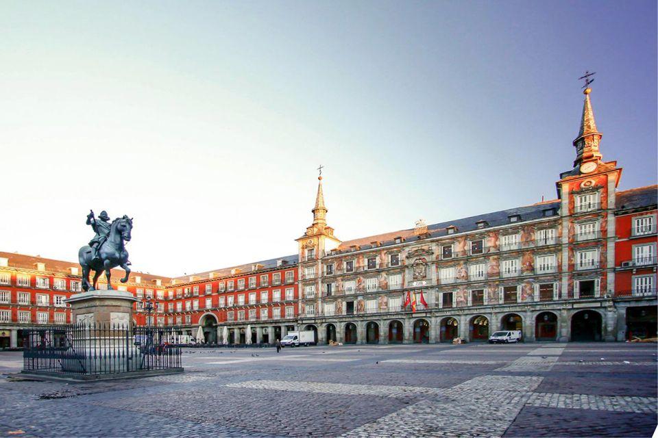 La Plaza Mayor de Madrid, Les arts et la culture, Madrid, Communauté de Madrid