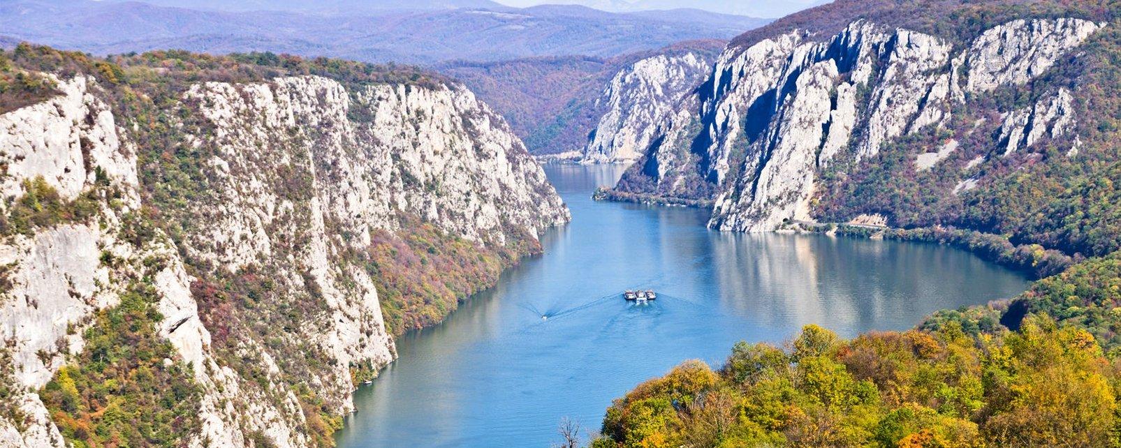 Les Portes de Fer, Les paysages, Belgrade, Serbie