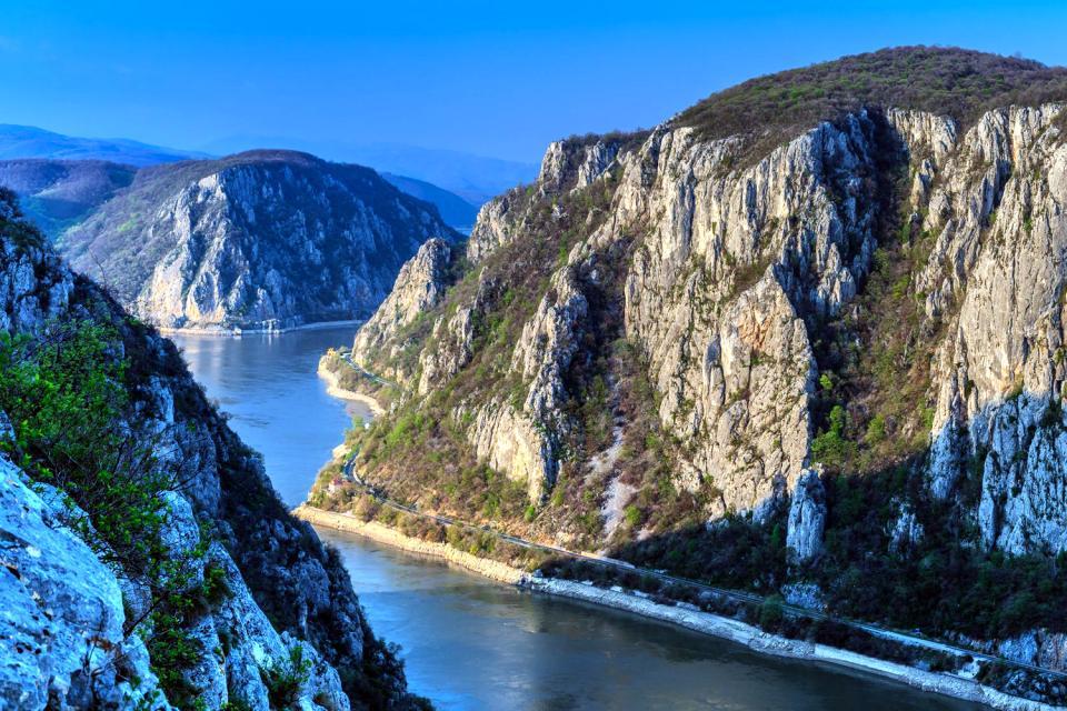 Les Portes de Fer , Serbie