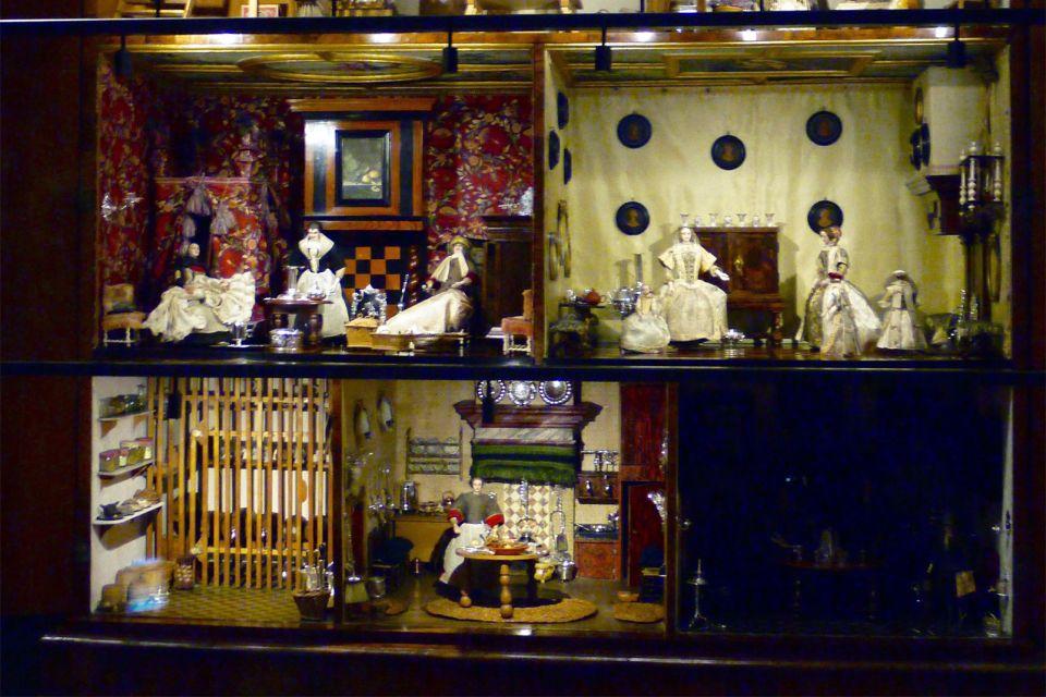 Les arts et la culture, Rijksmuseum, musée, culture, peinture, Amsterdam, Pays-bas, hollande, poupée, miniature, maison.