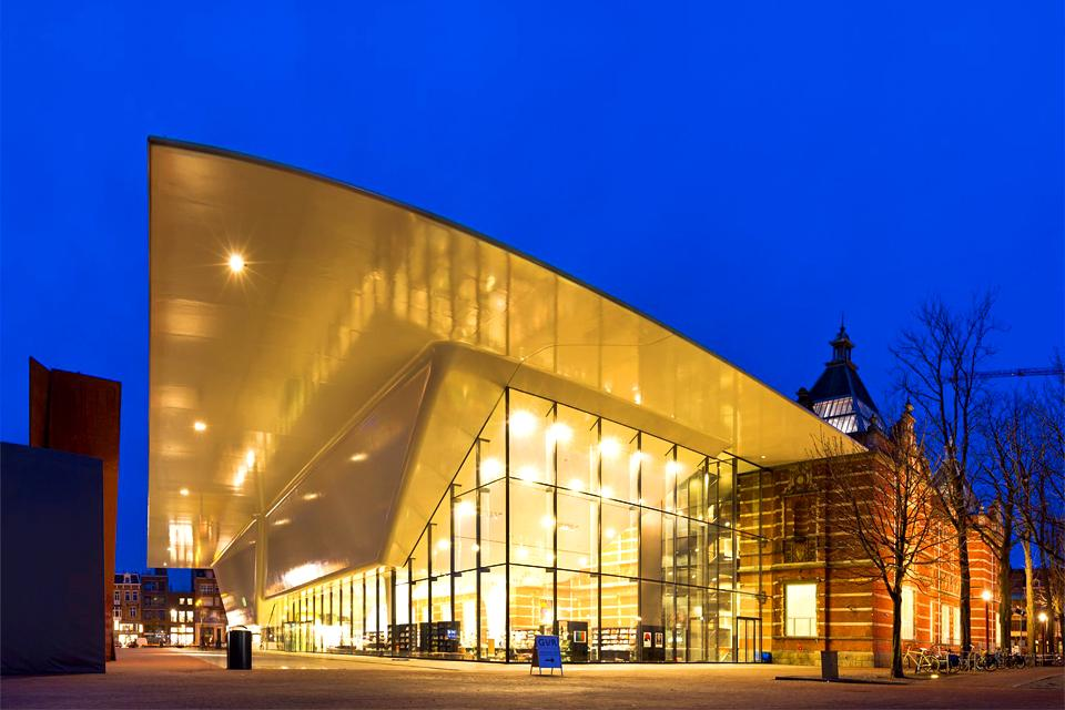 Stedelijk Museum , Pays-Bas