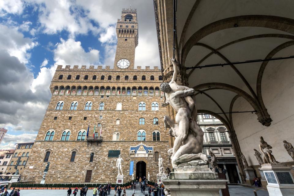 Piazza della Signoria - Firenze - Tuscany - Italia