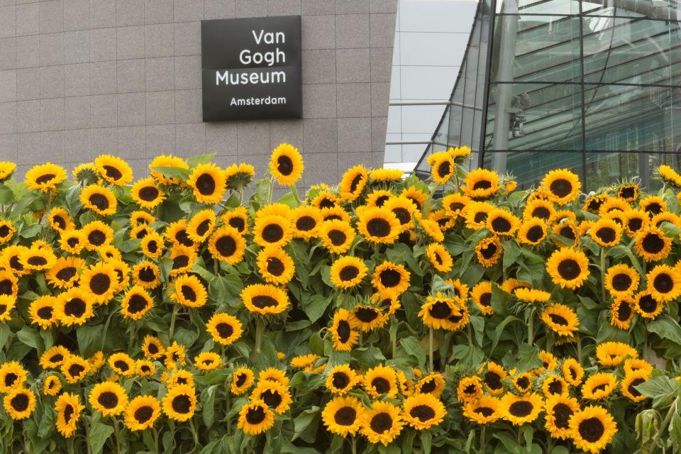 Les arts et la culture, Musée Van Gogh Structure bâtie Histoire Architecture Destination de voyage