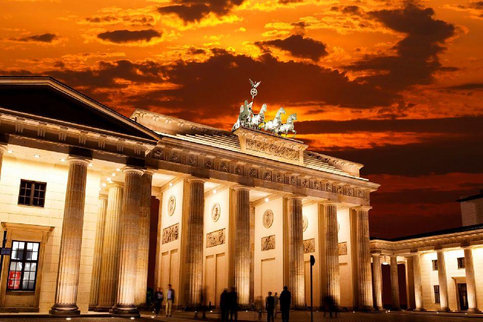 Berlin Hotel Du Rome
