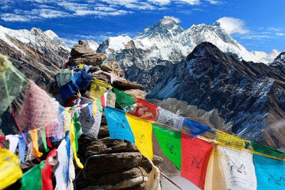 Le Mont Everest , Le plus haut sommet du monde , Népal