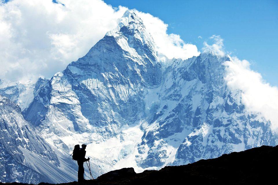 Le Mont Everest , Mythique ascension , Népal