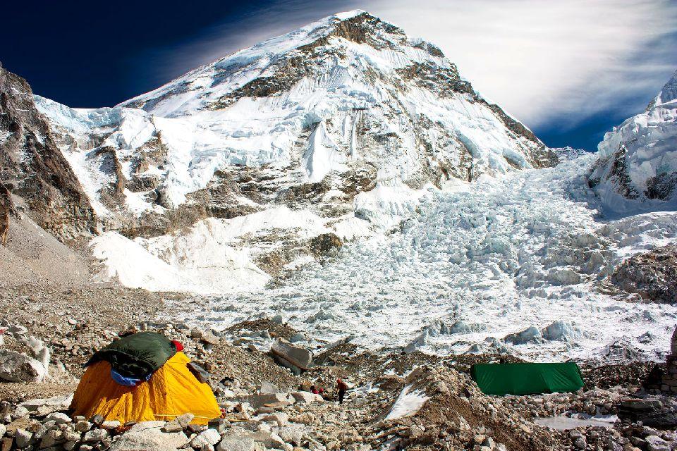 Le Mont Everest , Attention aux déchets , Népal